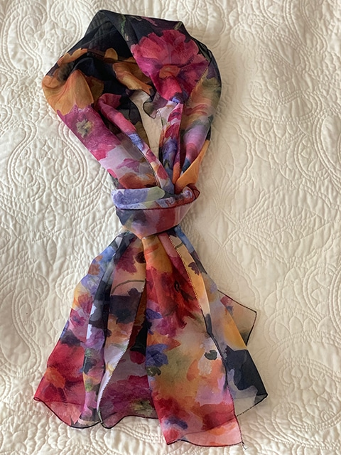 Annuals Overture scarf