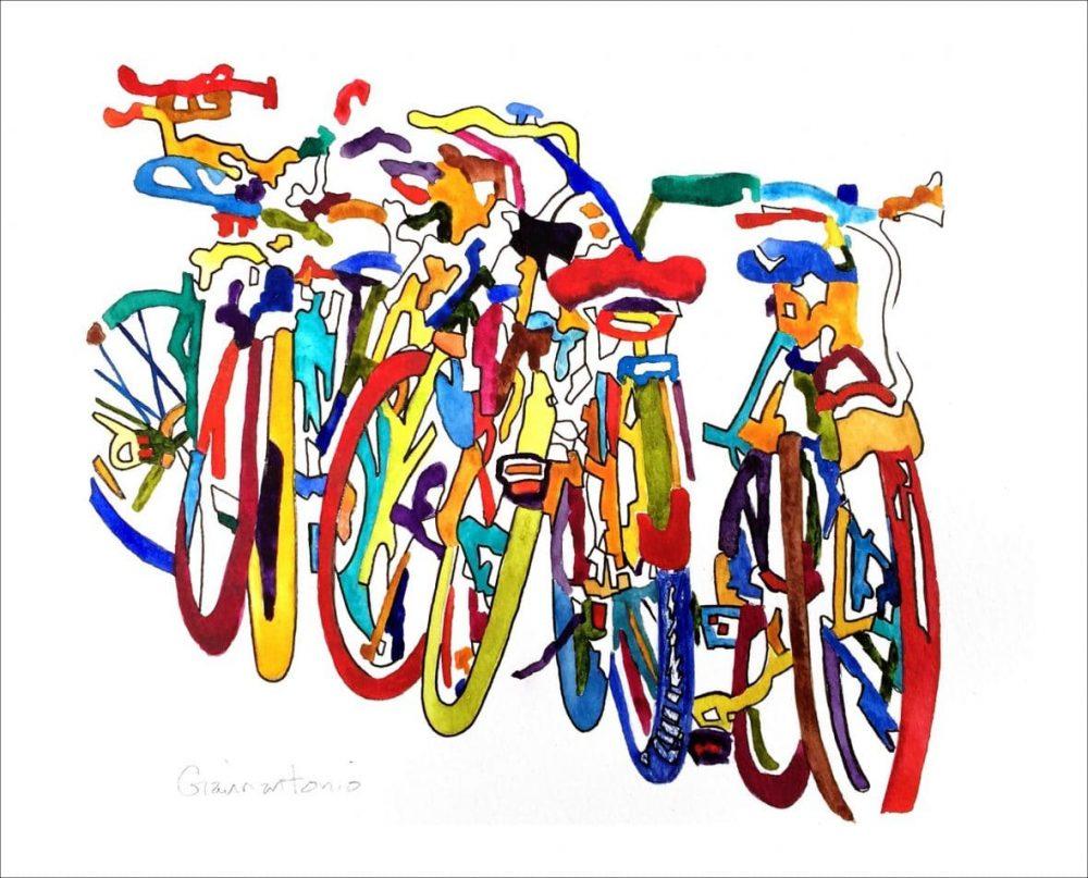 Bike Tangle 1